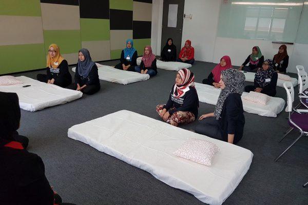 kursus urutan aromaterapi